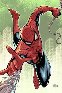 Spider-Man by johnnymorbius.deviantart.com