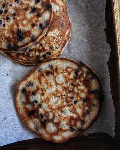 Pancakes ultra moelleux aux bleuets
