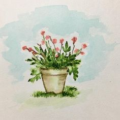 art impressions watercolor marker