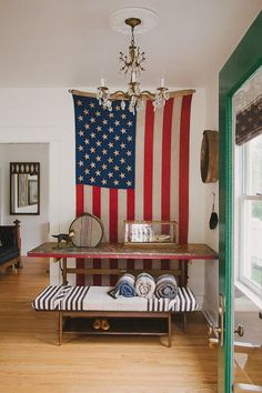 Found on etsy.com -- Everyday Americana on Remodelaholic.com