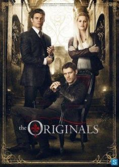 Locandina The Originals Serie TV