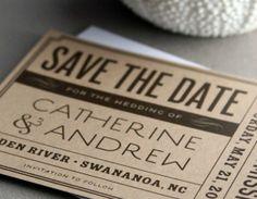 'Save-the-date', más que una invitación de boda