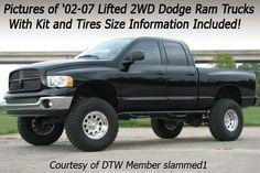 Black Dodge Ram Truck dealers ad