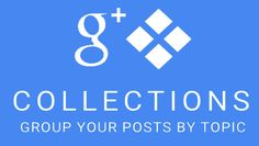 Ομαδοποίηση των posts σας στο #GooglePlus. #socialmedialife #socialmedia #socialnetwork Google Plus, Articles, Collection