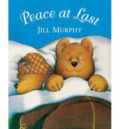 Peace at Last in French Enfin la Paix Jill Murphy 9782871423652 90s Childhood, Childhood Memories, Jill Murphy, Peace At Last, Story Sack, Book People, This Is A Book, Children's Literature, Bedtime Stories