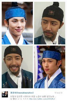 "ZE:A's Kwang Hee: ""I thought I would look like Lim Si Wan"" « KoreaDotCom #zea"