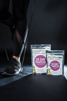 The world's most advanced weight loss tea!