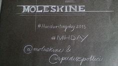 26th Creativity Challenge: Handwriting Day 2015 - #handwritingday