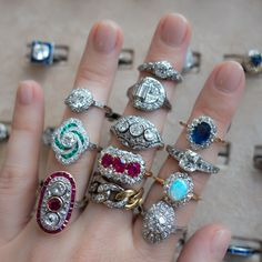 Vintage Engagement Rings | Erstwhile Jewelry