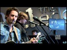 The Sam Roberts Band play live at the The Edge studio at Sugar Beach. Singing, Bridge, Songs, Band, Live, Concert, Youtube, Videos, Music