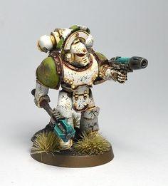 Death guard pre heresy