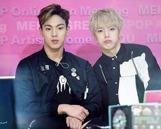 minhyuk with blond, black or brown hair? 💖 - 🌸#shownu#셔누#MonstaX#kpop#몬스타엑스 #SonHyunwoo#jooheon#minhyuk#wonho#kihyun  #changkyun#hyungwon#monbebe#몬베베 🌸
