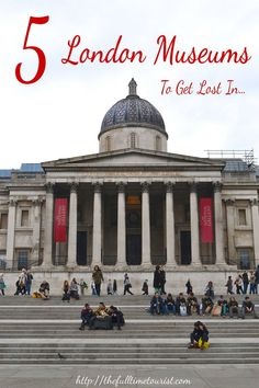 Wondering what London museums to visit on your trip or where to spend a rainy day in London? Here are the best art & history museums in the British capitol. http://thefulltimetourist.com/5-london-museums/?utm_campaign=coschedule&utm_source=pinterest&utm_medium=The%20Full-Time%20Tourist&utm_content=5%20London%20Museums%20To%20Get%20Lost%20In