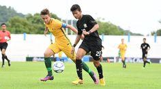 ไฮไลท์ฟุตบอล ไทย 2-1 ออสเตรเลีย (ฟุตบอลชิงแชมป์อาเซียน U15)