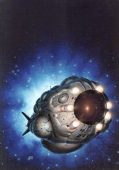 Artwork by Peter Elson