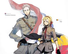 aph-Holland and Belgium by ~Nios54 on deviantART