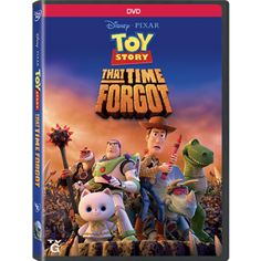 PIXAR proudly present a hilarious new animated Toy Story adventure. In Toy Story That Time Forgot, Buzz, Woody, and company find themselves in uncharted territory when the coolest set of action figures ever turn out to be dangerously delusional. Disney Pixar, Disney Movie Club, Disney Toys, Disney Live, Disney Films, Disney Stuff, Family Movies, New Movies, Movies To Watch