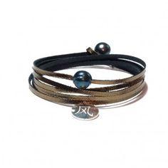 Lella L Bracelet ou collier Laure Montebello