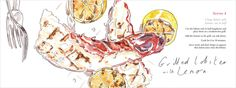 Grilled Lobster with Lemonspan class=title_artist by Tom Bingham/span