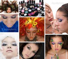 Kosmetika — Stock obrázek #9277954