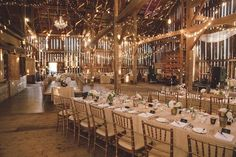 Gorgeous shot of the always beautiful Cambium Farms barn!