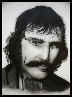 Daniel Day Lewis (Gangs of New York). 5 hours of work.