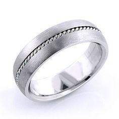 18 Best Men S Wedding Ring Images On Pinterest Men Wedding Rings