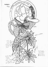 podvinky - Hledat Googlem Bobbin Lace, Dream Catcher, Embroidery, Tattoos, Art, Quilts, Patterns, Lace, Figurine