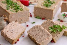 wesoła kuchnia: Wielkanoc Cold Cuts, Polish Recipes, Polish Food, Cornbread, Feta, Sausage, Food And Drink, Dairy, Appetizers