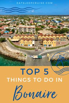 If you're taking a Caribbean cruise vacation that includes a stop in the cruise port of Bonaire, then you must check out this post. Here we share the 5 top things to do on this Caribbean island. From relaxing on the island beaches to diving beneath the sea, you'll find something for everyone. You can explore history, culture and of course food and shopping. Check out our post to make the most of your time exploring onshore. #Bonaire #CaribbeanVacation #CaribbeanCruise #CruiseVacation… Bermuda Vacations, Bahamas Vacation, Caribbean Vacations, Caribbean Cruise, Best Cruise, Cruise Port, Cruise Travel, Cruise Vacation, Cruise Excursions
