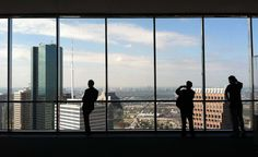 The 60th floor Sky Lobby at the Chase Tower in Downtown Houston has recently closed to the public, according to a representative.