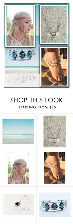 """""""DonBiuSilver-4"""" by dzemila-c ❤ liked on Polyvore"""