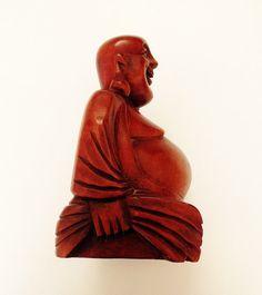 VINTAGE HAPPY BUDDHA by mytesoros on Etsy www.etsy.com/listing/187893890.