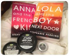 Perfect weekend haul, including products from Lush!