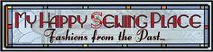 Fun Vintage sewing blog