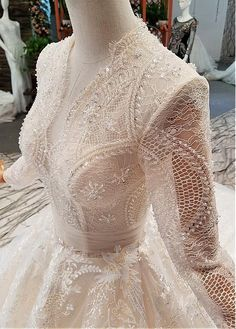 Apr 2020 - Wedding Dresses Ball Gown, Marvelous Sequin Tulle & Lace Jewel Neckline A-line Wedding Dresses With Beadings & Lace Appliques DressilyMe - Buy discount Marvelous Sequin Tulle & Lace Jewel Neckline A-line Wedding Dresses With Beadings & La - Country Wedding Dresses, Princess Wedding Dresses, Modest Wedding Dresses, Boho Wedding Dress, Tulle Wedding, Ball Dresses, Ball Gowns, Bridal Gowns, Wedding Gowns
