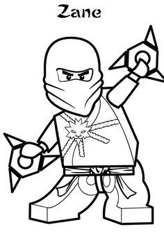 ausmalbild ninjago 05