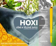 Ušní a tělové svíce HOXI - Očistné tělové svíce, čakrové tělové svíčky, velkoobchod, prodej - 100% ruční práce - přírodní materiály - česká kvalita Turmeric