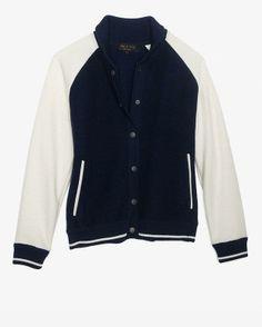 boyfriend jacket:) or as I would call it, Cody Jacket<3