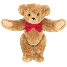 "15"" Classic Bowtie Teddy Bear. This is a BuyMeOnce product which means it's best in show when it comes to longevity."