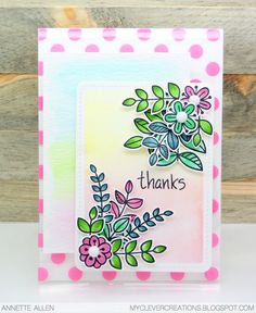 https://flic.kr/p/CNcycU   Thanks   Designed by: Annette Allen Using: Lawn Fawn Blissful Botanicals and Stitched Journal Die and We R Memory Keepers Acetate pad. For more info check out my blog.. www.wermemorykeepers.com
