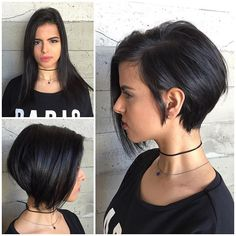 Love this cut... by Butterfly Loft stylist Jennifer Dockey @jens.addiction