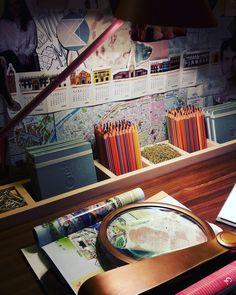 Bom dia pra quem já tá na labuta com essa chuva! Já tem post  no blog com tema que inspira: decoração de home office. Vários ambientes da @casacor_oficial! Link no perfil  #homeoffice #decor #casacor #colainspira #colavisita