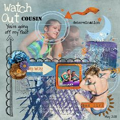 Kit is She Dared by Wendy Tunison Designs