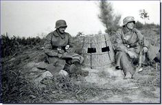 An observer position is camouflaged PICTURES FROM HISTORY: Rare Images Of War, History , WW2, Nazi Germany: Rare Images Of The Wehrmacht (German Army) From WW2: Part 4