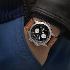 With watches for the professional pilot, the sophisticated gentleman and the outdoor enthusiast, Hamilton has the perfect gift for him. Perfect Gift For Him, Great Gifts For Men, Gifts For Husband, Gifts For Him, Angle Calculator, Gift Of Time, Cool Watches, Hamilton, Product Launch