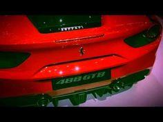 Ferrari 488 GTB walk around @ Geneva 2015 - YouTube