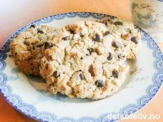 Cowboy Cookies | Det søte liv