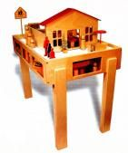 Play Therapy Activity Table (ideal for sand trays and dollhouses)