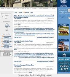 Ron Brown | South Texas Real Estate - Click to visit blog:  http://1.33x.us/HznG7t